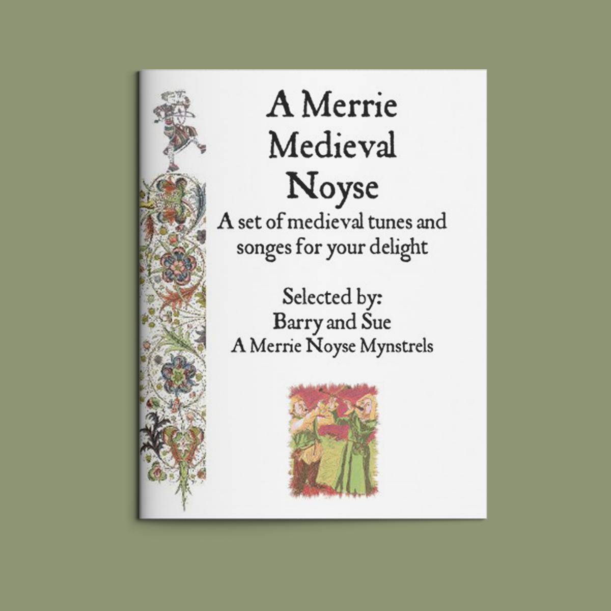 Merrie Medieval Book
