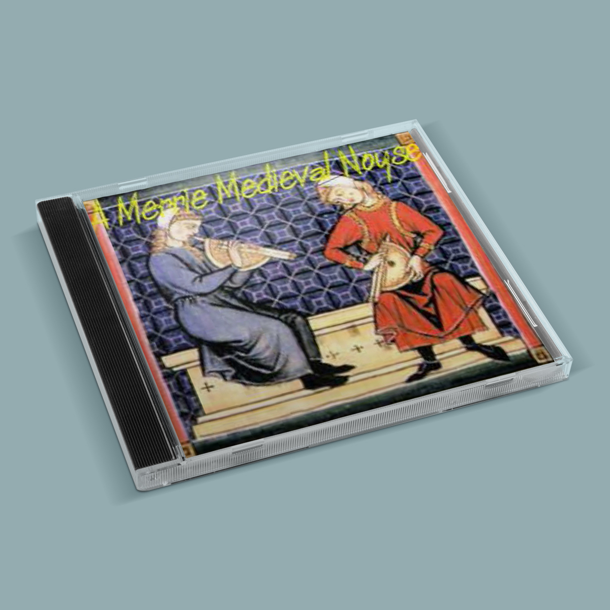 A Merrie Medieval Noyse CD