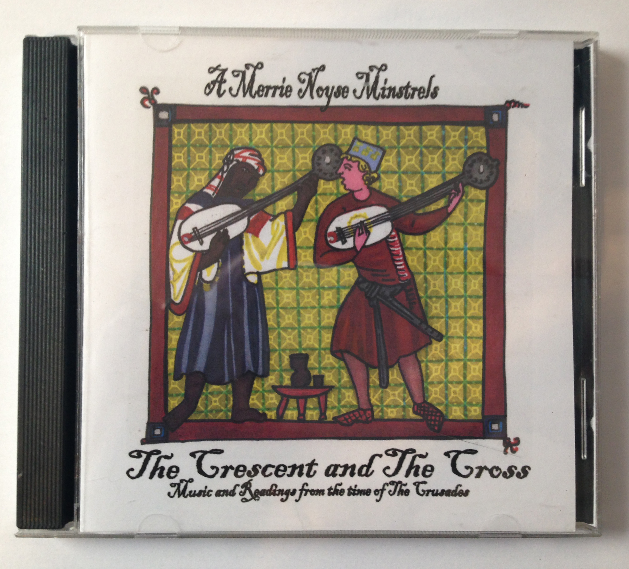 The Crescent and The Cross CD